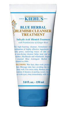 Blue Herbal Gel Cleanser