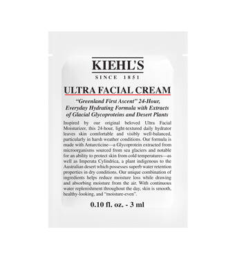 Ultra Facial Cream Sample