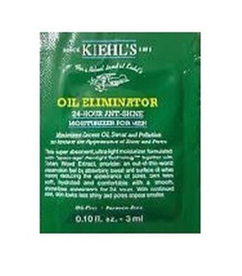 Men's Oil Eliminator 24 Hour Anti-Shine Gel Lotion Sample