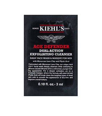 Age Defender Cleanser Sample